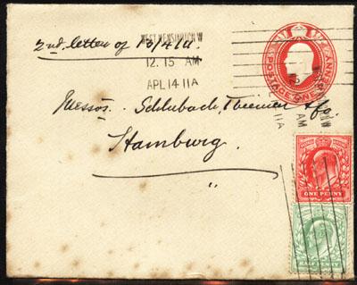 品种 自动化邮政稀少戳 法属马达加斯加寄加拿大 1973 挂号航空实寄封